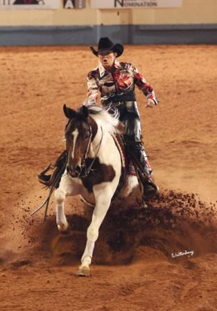 2009 NRHA Level 1, 2 & 3 Non Pro Futurity Finalist
